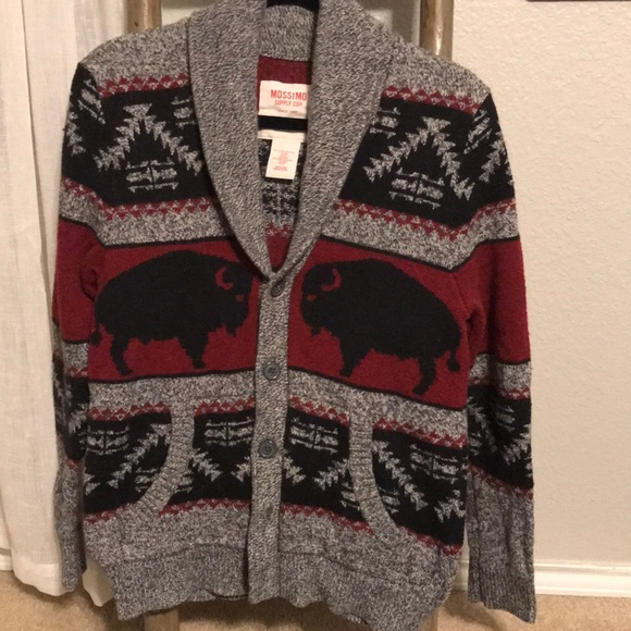 Buffalo western cardigan in great condition Small